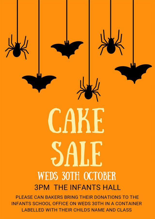 PTA-Cake-sale-Spooktacular