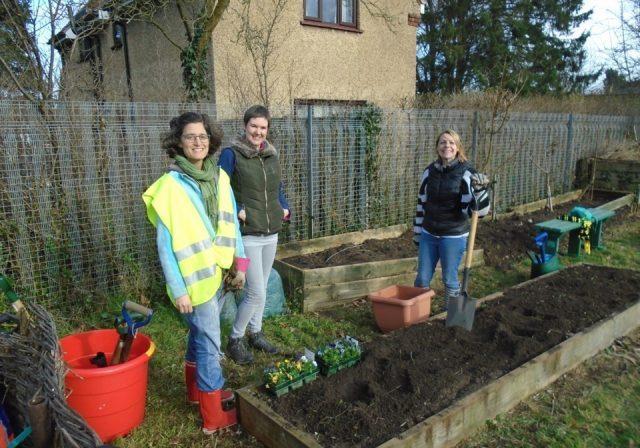 PTA Gardening Morning 9